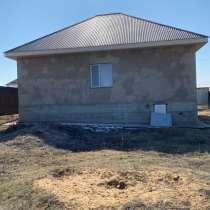 Продам 3 ком дом. 100 кв.м. 2017 г. постройки. Пос.КазЦик. (, в г.Алматы