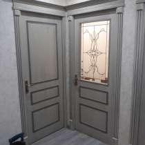 Установка межкомнатных дверей и окон из МДФ и экошпона, в г.Ташкент