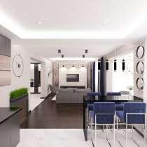 Дизайн-проект домов, коттеджей, квартир под ключ, в г.Молодечно