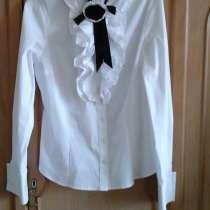 Новая нарядная блузка х. б. размер 48, в Москве