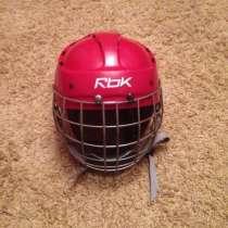 Шлем хоккейный, в Красноярске