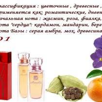 Номерные Духи-стойкие, направление известных брендов, в Красноярске