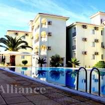 Роскошная квартира на берегу Средиземного моря, в г.Кирения