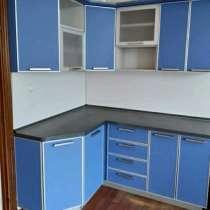 Угловая кухня, Образец из салона, в Москве