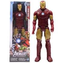 Железный Человек игрушка супергерой от Hasbro, в Санкт-Петербурге