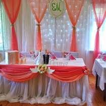 Оформлю ваш свадебный стол, в Новосибирске