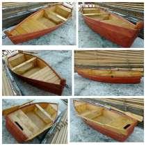 Лодка деревянная, в Перми