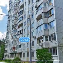1 комнатная квартира, в Москве