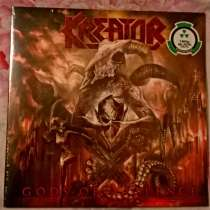 KREATOR - Gods Of Violence - 2017 2LP, Europe S/S, в Москве