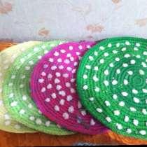 Продаю коврики вязаные крючком. Не дорого, в г.Бишкек
