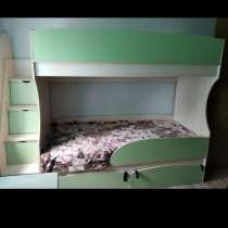 Продам двухярусную кровать, в Сатке