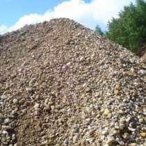 Щебень, отсев, гравий, песок и пр Сыпучие материалы, в Иркутске
