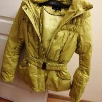 Куртка утепленная на девочку 12 лет, в Москве