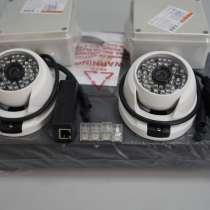 Комплект IP-видеонаблюдения, в Ярославле