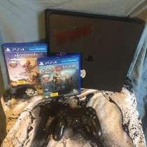 PlayStation 4 slim 1 tb, в Москве