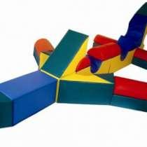 Детские мягкие игровые модули, в Краснодаре