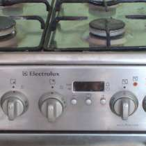 Комбинированная плита Elektrolux, в Пскове