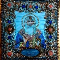Вышивка икон и картин хрустальными бусинами, в Екатеринбурге