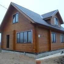Строительство деревянных домов Псковская обл, в Пскове