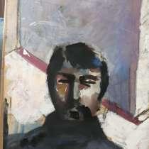 Картины Валентина Хруща, в Москве