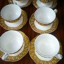 Сервиз кофейный из костяного фарфора loraine, в Омске