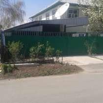 Продам дом в г. Талдыкорган, кирпичный, ц/отопление, 5 комн, в г.Алматы