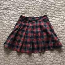 Детская юбка в клетку rmx, в Москве