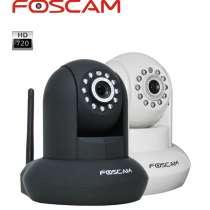Поворотная мегапиксельная WiFi IP камера Foscam FI9821P с P2, в г.Караганда