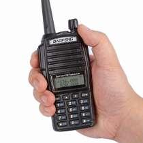 Радиостанция Baofeng- UV82-8W(VHF 136-174, UHF 400-520), в Владивостоке
