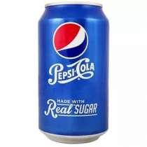 Pepsi-Cola Real Sugar в жестяной банке, 0.355 литра, США, в Владивостоке