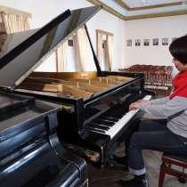 Репетитор по классу фортепиано, обучаю детей и взрослых, в г.Бишкек