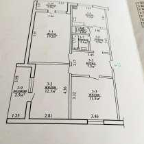 Продается 3-комнатная квартира в г. Фаниполь 13 км от Минска, в г.Минск