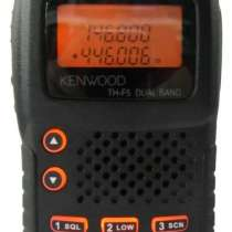 Радиостанция-Kenwood TH-UVF5, в Владивостоке