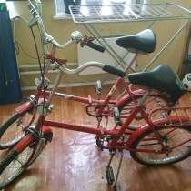 Велосипеды КАМА, в Москве