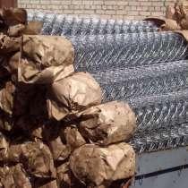 Продам сетку рабицу оцинкованную, в Москве