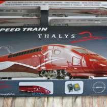 Продажа моделей поезда ВСМ Thalis, в Перми