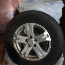 Колёса Toyota Highlander, в Кимре