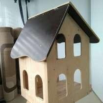 Кукольный домик, в Нижнем Новгороде
