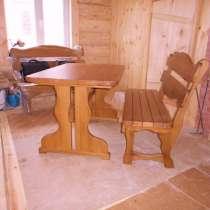Мебель для сада и бани, в Екатеринбурге