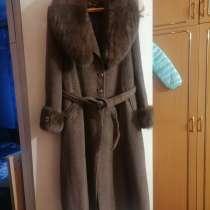 Продается пальто. мех натуральный писец, в Орле