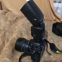 Продам фотоаппарат NIKON D7000, в Москве
