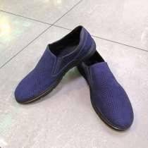 Sale! Туфли мужские из натуральной замши. Размер 46-52, в Красноярске