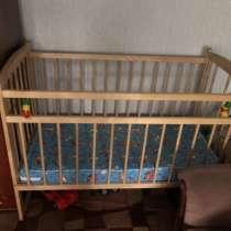 Детская кроватка, в Новокузнецке