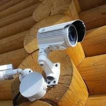 Комплект видеонаблюдения для дома или дачи, в Нижнем Новгороде