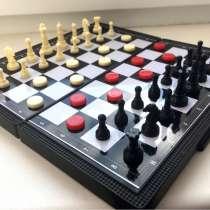 Шахматы, шашки магнитные, в Самаре
