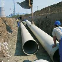 Трубы GRP DN-450мм/PN-10атм/SN-10000 Н/м2, в г.Сарыагаш