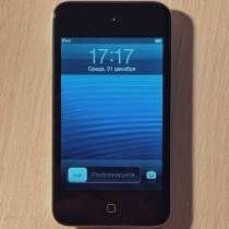 Плеер iPod Touch 4 8gb black, в Москве