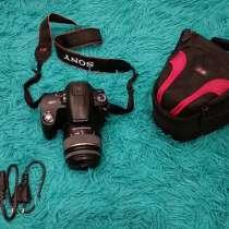 Зеркальный фотоаппарат Sony a390, в Краснодаре