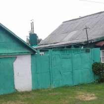 Срубовой дом. Блочная пристройка. Два гаража, Два погреба, в Саратове