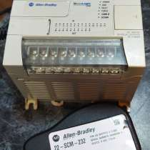 Контроллер Allen-Bradley Micrologix 1200 (1762L40BXBR), в Москве